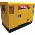 Veta VT-LDG12S-3 Dizel Trifaze Jeneratör