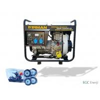 Sumec Firman SDG7000CLE Jeneratör-6.3 kVa