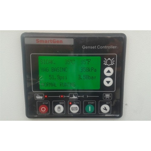 Sumec Firman SDG15000TSE 12 kVA Jeneratör