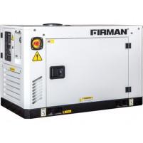 Sumec Firman SPG43FS 43 kVa Kabinli Dizel Jeneratör