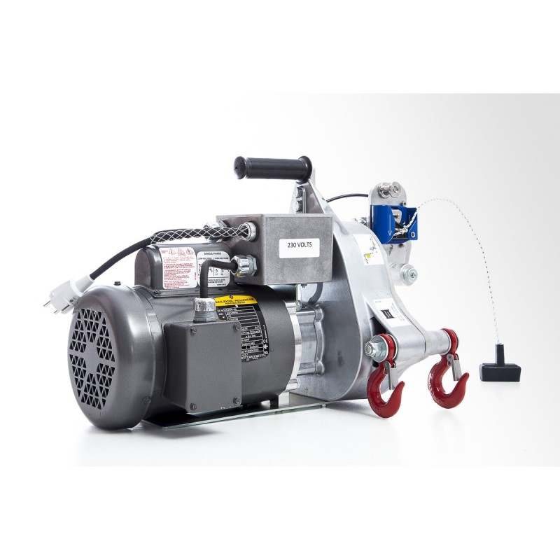 Portatif Vinç Elektrikli PCT1800 50 HZ Çekme-Kaldırma 250 kg