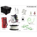 Portatif Vinç PCW5000 Avcılık Seti
