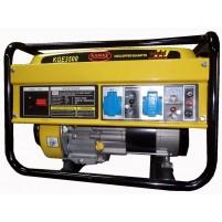 Kamax KGE-3500 Monofaze Benzinli 3 kVa Jeneratör