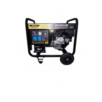 Kamax GB-8600 ME Marşlı Benzinli 8 kVa Jeneratör