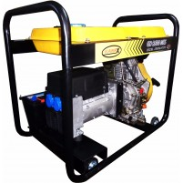 Kamax GD 8600 MES Monofaze Marşlı 7 kVa Jeneratör