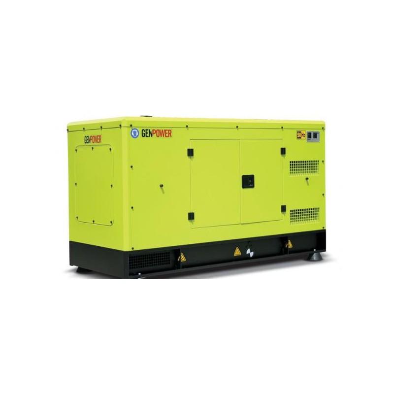 Genpower GVP 509 kVa Kiralık Jeneratör