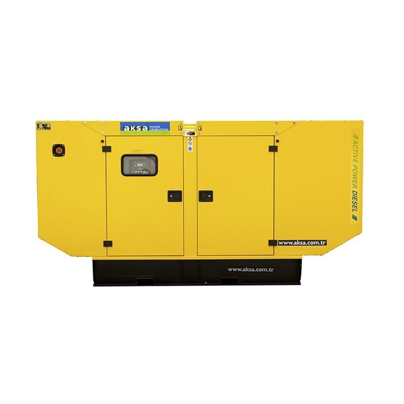 Aksa APD 250 kVa Kiralık Jeneratör