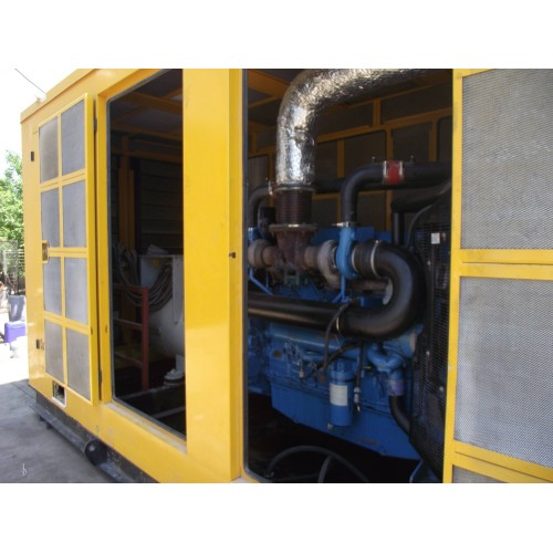 Çukurova ÇJ720 PN 720 kVa Dizel Jeneratör