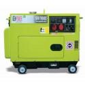 Genpower GDG 7000 ECS 7 kVa Otomatik Dizel Jeneratör