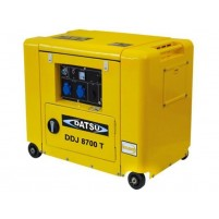 Datsu DDJ 8700 T 7.5 kVa Otomatik Monofaze Dizel Jeneratör