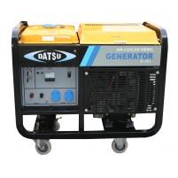 Datsu DDJ 13000E 12 kVa Monofaze Dizel Jeneratör