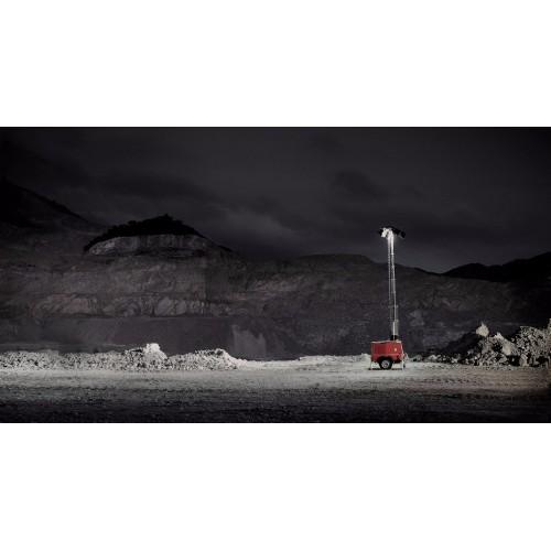 Yanmar Himoinsa Apolo Compact Standart Dizel Aydınlatma Kulesi