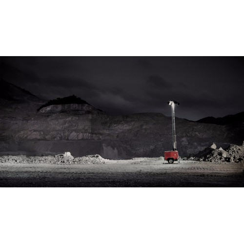Yanmar Himoinsa Apolo Compact Heavy Duty Dizel Aydınlatma Kulesi