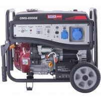 Omega OMG6000E Marşlı 6 kVa Monofaze Jeneratör