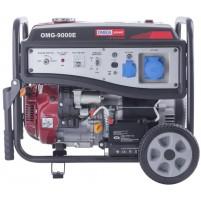 Omega OMG9000E Marşlı 9 kVa Monofaze Jeneratör