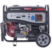 Omega OMG9000E-3 Marşlı 9 kVa Trifaze Jeneratör