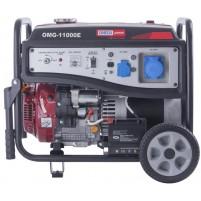 Omega OMG11000E Marşlı 11 kVa Monofaze Jeneratör
