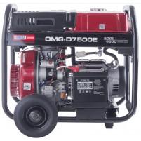 Omega OMG-D7500E Marşlı 7 kVa Monofaze Jeneratör