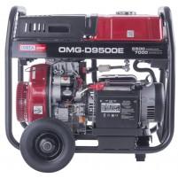 Omega OMG-D9500E Marşlı 8,5 kVa Monofaze Jeneratör