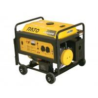 Rato R 8000D 8 kVa Monofaze Benzinli Jeneratör