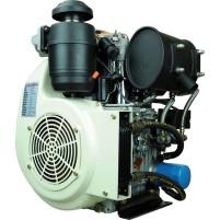 GoldMoto GM292F-G2 Dizel Motor 22.4 Hp Marşlı Krank Mili Konik Kısa
