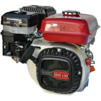 Goldmoto GM200 Benzinli Motor 6.5 Hp İpli Krank Mili Kamalı
