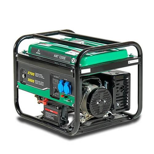 Antrac ANT 3200 İpli 3,2 kVa Benzinli Jeneratör