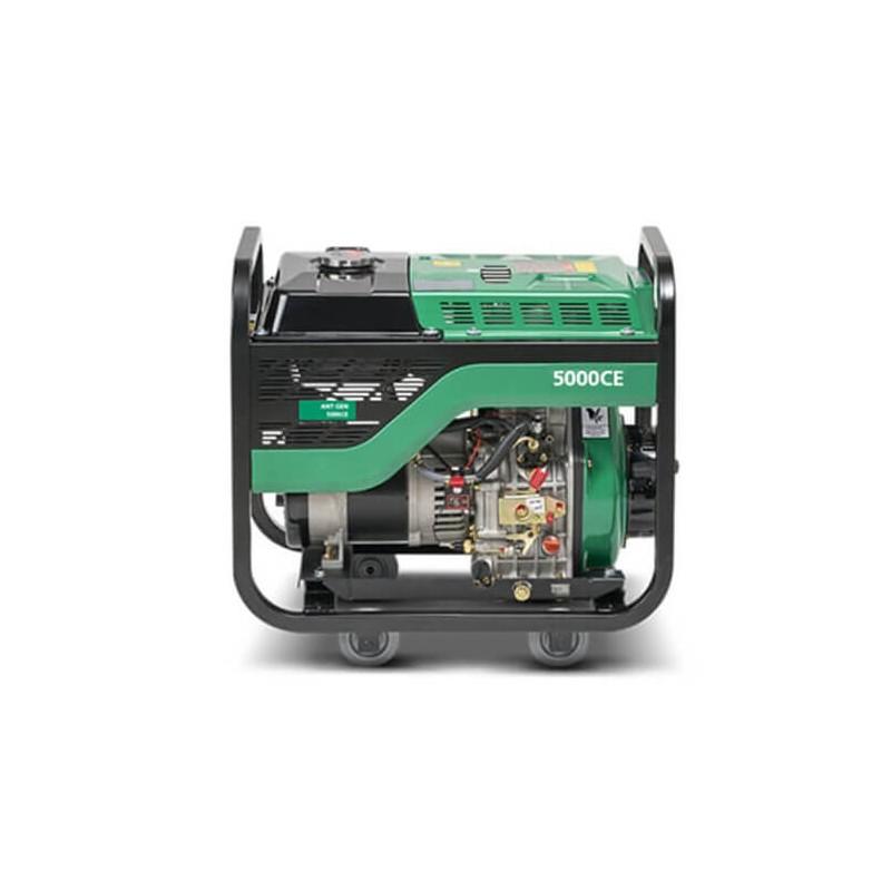 Antrac ANT GEN 5000 CE Marşlı 5.4 kVa Dizel Jeneratör