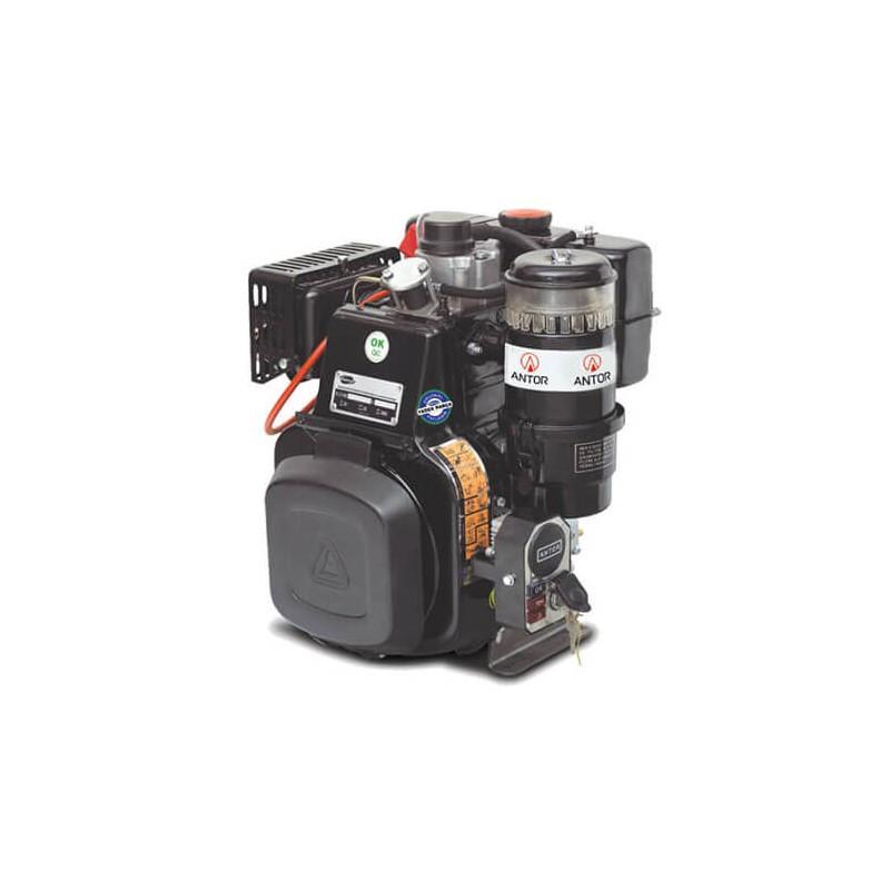Antor 6 LD 400 8,5 HP Aydınlatmalı Dizel Motor