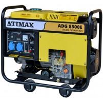 Austin ADG8500E Monofaze 7,5 kVa Dizel Marşlı Jeneratör