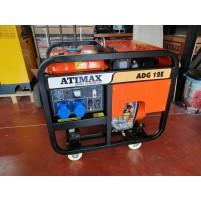Atimax ADG12E Monofaze 10 kVa Dizel Marşlı Jeneratör