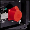 Einhell TC-PG 5500 WD 4 kVa (2 Monofaze,1 Trifaze Fiş Çıkışlı) Benzinli Jeneratör