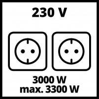 Einhell TC-PG 55/E5 4 kVa Monofaze-6,8 Trifaze Marşlı Benzinli Jeneratör