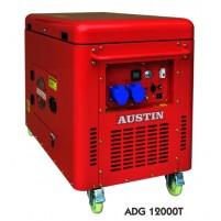 Atimax Austin ADG 12000T3 Trifaze Dizel Marşlı Kabinli 11 kVa Jeneratör