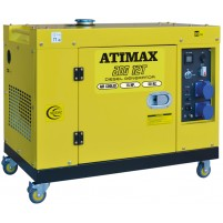 Atimax Austin AD 12 T3 Dizel Trifaze 11 kVa Jeneratör