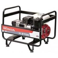 Honda H 2700 İpli 2.4 kVa Jeneratör