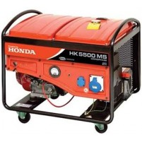 Honda HK 5500 MS Marşlı 5,5 kVa Jeneratör