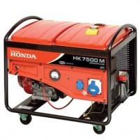 Honda HK 7500 M İpli 7,5 kVa Jeneratör