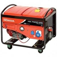 Honda HK 7500 MS Marşlı 7,5 kVa Jeneratör