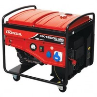 Honda HK 12000 MS Marşlı 12 kVa Jeneratör
