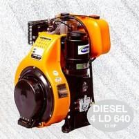 Antor 4 LD 640 13 HP Marşlı Dizel Motor