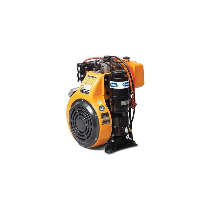 Antor 4 LD 820 17 HP Kollu Dizel Motor