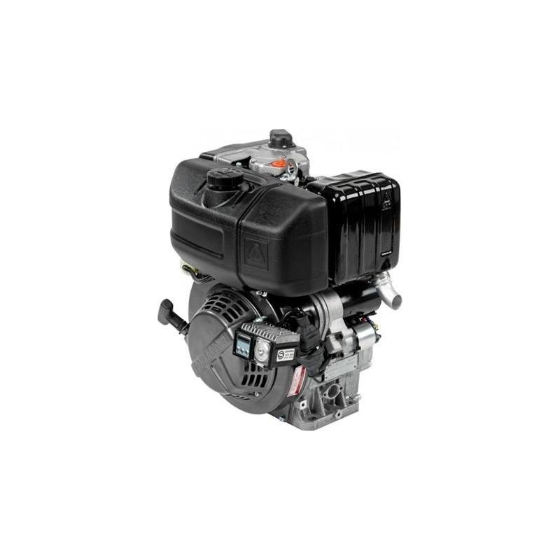 Lombardini 15 LD 350 7,5 HP Marşlı Dizel Motor