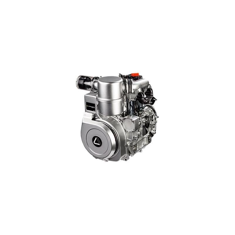 Lombardini 9 LD 625.2 28,5 HP Çift Silindirli Marşlı Dizel Motor