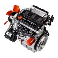 Lombardini LDW 1003 22 HP Üç Silindirli Marşlı Dizel Motor