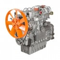 Lombardini LDW 2204/T 51,7 HP Dört Silindirli Turbo Şarjlı Motor