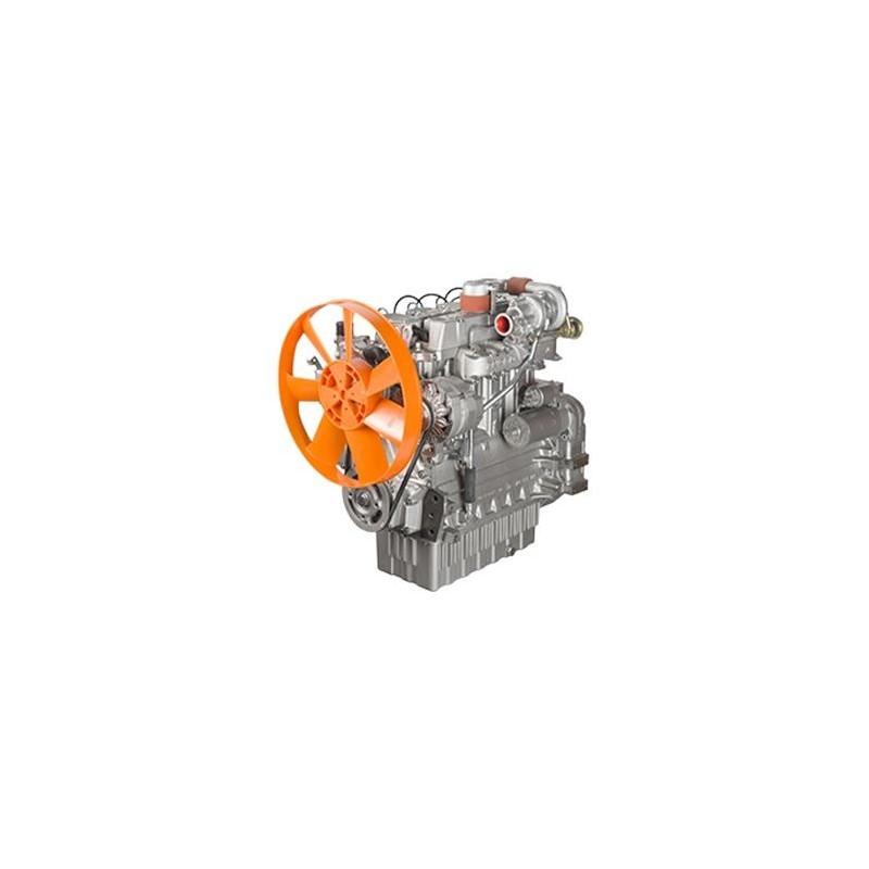 Lombardini LDW 2204 45 HP Dört Silindirli Motor
