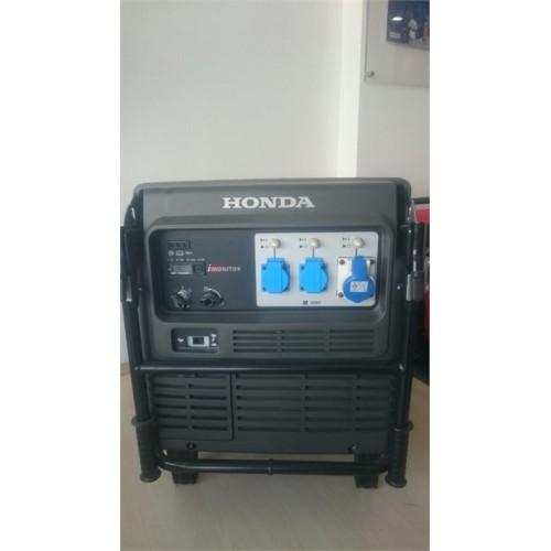 Honda EM 65is 6,5 kVa Marşlı Jeneratör