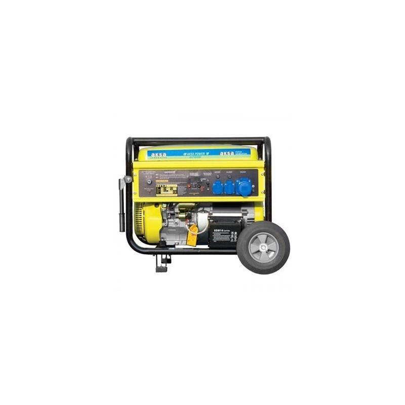 Aksa AAP 8000E3 Marşlı 8 kVa Trifaze Jeneratör