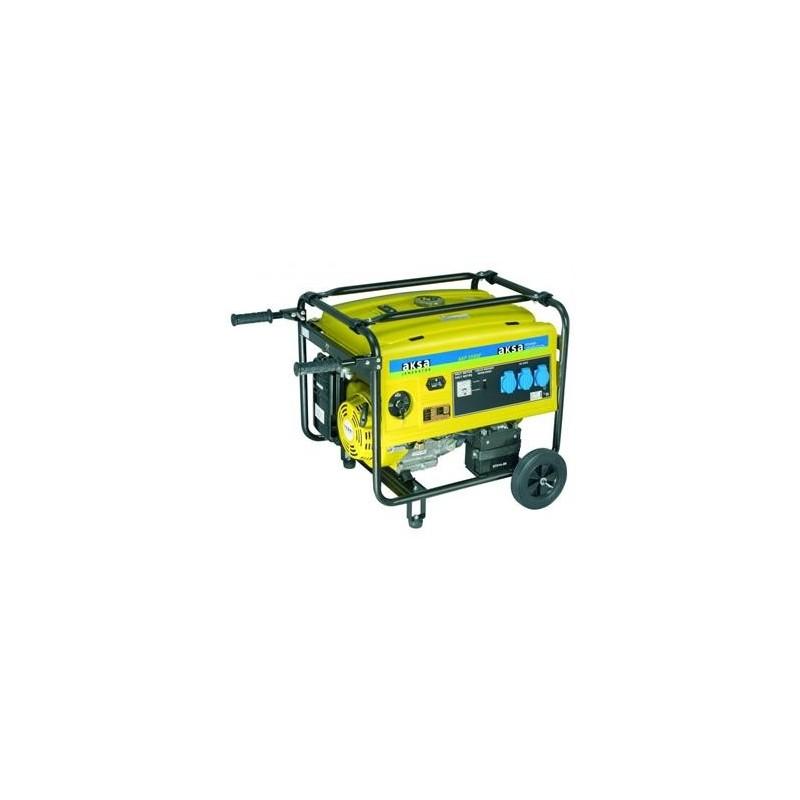 Aksa AAP 5500E Marşlı 5,5 kVa Jeneratör